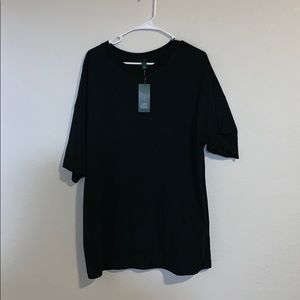Long t shirt with pockets